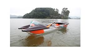 clear kayak amazon com clearyup transparent kayak crystal clear electric 2