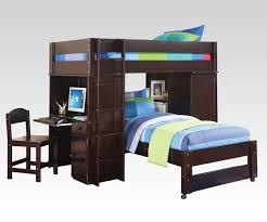 loft bed with twin bed u2013 kb home furnishing