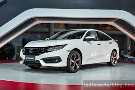 Honda Civic Lenght New Honda Civic To Be Made In India At The Greater Noida Plant
