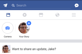 fb update facebook stories are coming to the desktop the verge