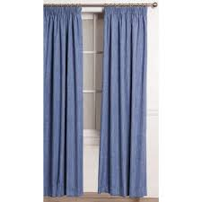 Denim Curtain Kids Napping Curtains Dreamtime Denim Large 160cm Drop The Warehouse