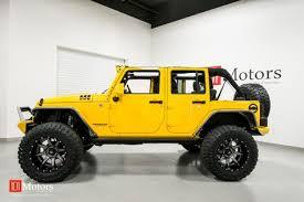 yellow jeep wrangler unlimited 2015 jeep wrangler unlimited hardtop baja yellow 101 motors