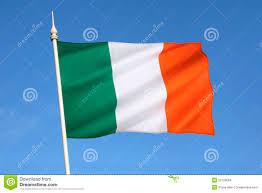 Flag Of Ireland Flag Of Ireland Europe Stock Photo Image Of Ireland 35125664