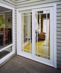 patio door glass inserts tremendous home exterior with grey wall cladding and white wooden