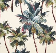 hawaiian upholstery fabric tropical upohlstery fabric stoff