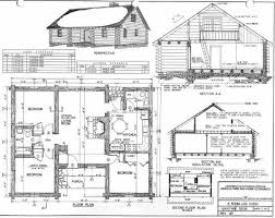 100 cabin drawings elfin cove log cabin home plan 073d 0023