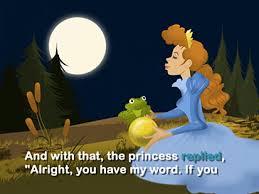 frog prince interactive story speakaboos
