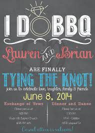 Backyard Wedding Invitations Bbq Wedding Invitations Do Bbq Wedding Invitation Listing For By
