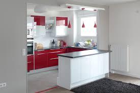 ouverture salon cuisine aménagement d une cuisine américaine chez des particuliers