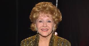 Debbie Reynolds by Debbie Reynolds Stroke December 2016 Popsugar Celebrity
