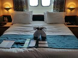 vision of the seas oceanview cabin 2024 tour youtube