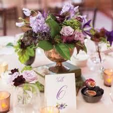 purple wedding centerpieces vintage purple wedding centerpieces
