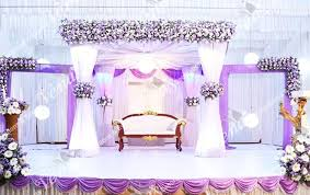 Christian Wedding Planner Venu U0027s Wedding Planners Stage Decorations Kerala India