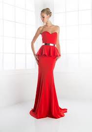 peplum dress peplum dress with metal belt by cinderella p102 abc