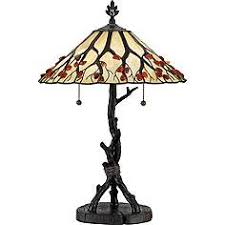 Quoizel Glenhaven Table Lamp Quoizel Arts And Crafts Mission Table Lamps Lamps Plus