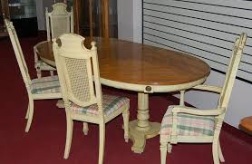 Stanley Furniture Dining Room Set Used Stanley Furniture Distinctive By Mid Century Outlet