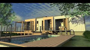 shipping container house design software youtube