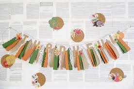 thanksgiving garland we r memory keepers
