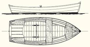 small rowboat plans