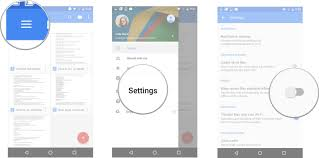 Creating A Google Spreadsheet How To Use Google Docs Or Sheets Offline On Android Android Central