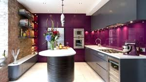 purple kitchen ideas decoration purple kitchen ideas islands stunning u shaped plus