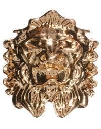 vintage lion ring holder images Lyst asos ring with lion design in metallic for men jpeg