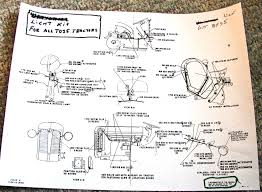 Electrical And Lighting Diagrams U2013 Electrical And Lighting Diagrams U2013 Ferguson Enthusiasts Of North