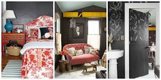 decorating with black home decor in black