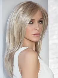 how to get medium beige blonde hair fortune wig by ellen wille hair society wigs com the wig
