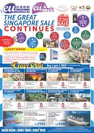 packages from singapore to europe italy and usa