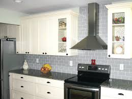 tile pictures for kitchen backsplashes gray glass subway tile kitchen backsplash mindcommerce co