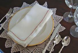 how to make table napkins how to make cocktail and dinner napkins craftstylish