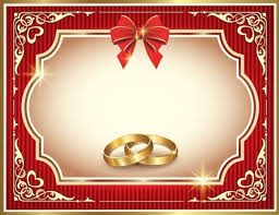 wedding greeting cards ornate wedding greeting cards vector 02 welovesolo