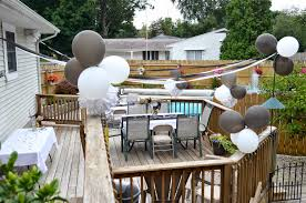 party decorations backyard masquerade party decorations choices
