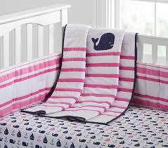 Baby Crib Bedding For Girls by Best 25 Nautical Nursery Ideas On Pinterest Nautical Girls