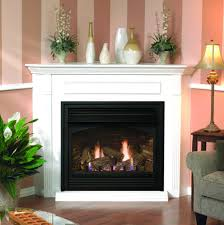 empire vail 36 premium complete fireplace everything included