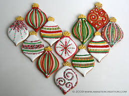 cookie collection 2009 ornaments and