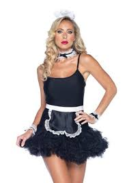 French Maid Halloween Costume French Maid Halloween Costumes