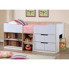 Cabin Bed Frame Buy Birlea Paddington Cabin Bed White And Oak Big