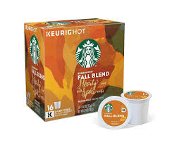 2017 starbucks thanksgiving blend k cups 12 count
