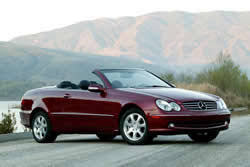 2004 mercedes e320 review 2004 mercedes clk cabriolet road test review ride on the