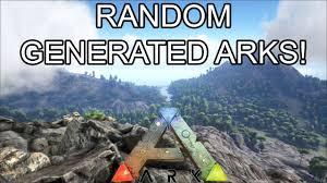 Random Map Generator Ark Survival Evolved Random Generated Arks Your Own Map
