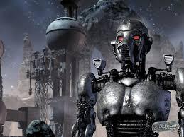 robot metalheart replicants rampage