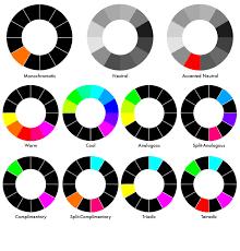 Color Wheel Scheme Adorable Color Wheel Scheme A Crash Course In Color Theory For