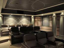 Home Theater Lighting Design Tips Modern Home Theater Furniture 8241