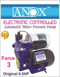 anox force 3 electronic controlled automatic water pressure pump
