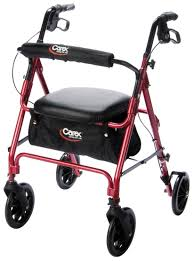 carex mobility rolling walkers fga22200 0000