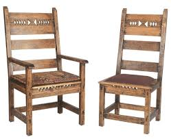Spanish Colonial Dining Chairs Spanish Colonial Furniture Southwest Furniture Santa Fe Style