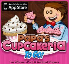 jeux de cuisine papa cupcakeria foodini s flipline studios