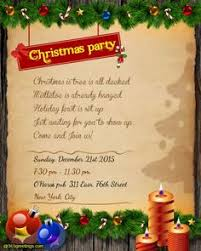 christmas open house invitations wording holiday christmas open
